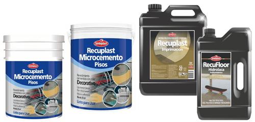 Kit Microcemento
